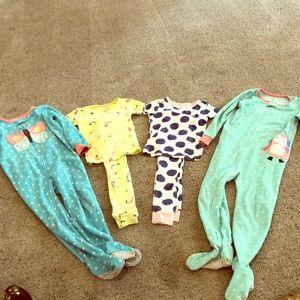 5t girls PJ bundle